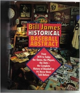 The Bill James historical baseball abstract