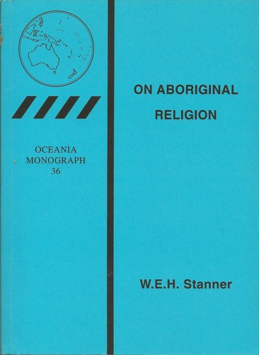 On aboriginal religion