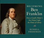 Becoming Ben Franklin PDF