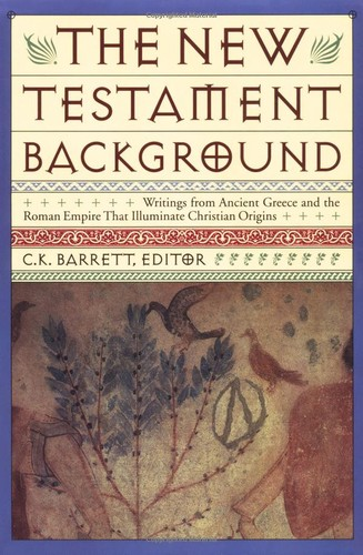 Download The New Testament background