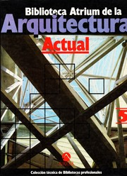 Biblioteca Atrium de la Arquitectura Actual (5 Tomos)