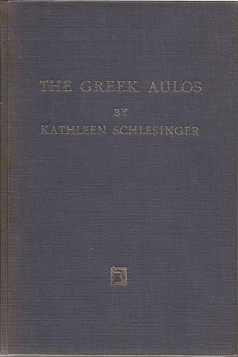 Download The Greek Aulos