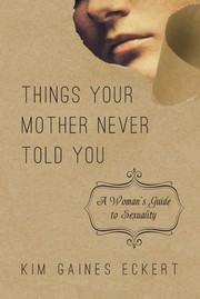 Things your mother never told you PDF