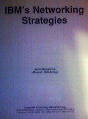 IBM's networking strategies PDF