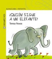 ¿Quién sigue a un elefante?