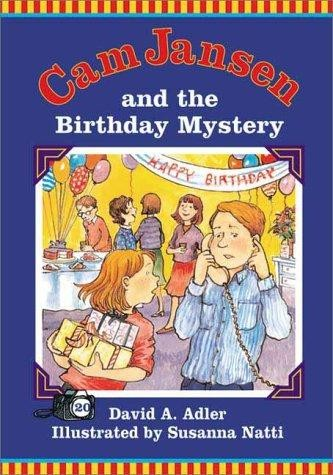 Download Cam Jansen and the Birthday Mystery