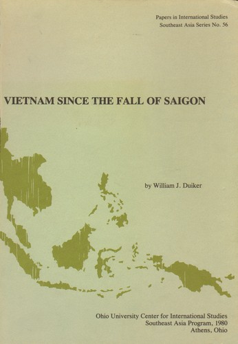 Vietnam since the fall of Saigon