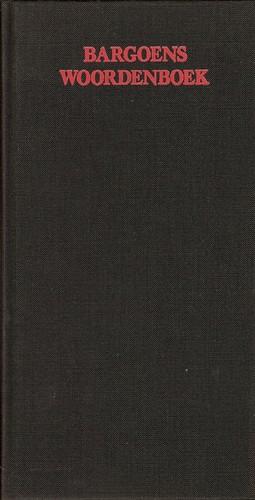 Download Bargoens woordenboek