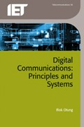 Digital communications : principles and systems