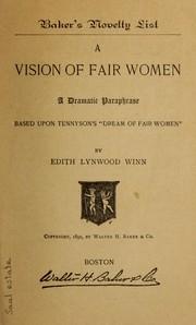 A vision of fair women PDF