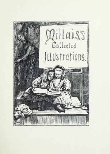 Download Millais's illustrations