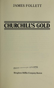 Churchill's gold PDF