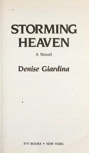 Download Storming heaven
