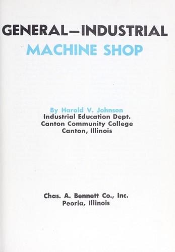 Download General-industrial machine shop.