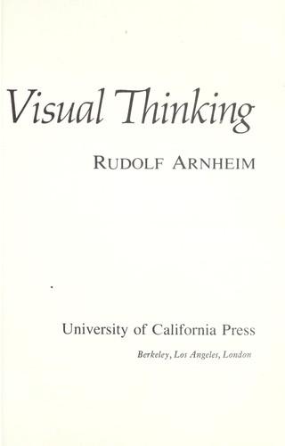 Download Visual thinking.