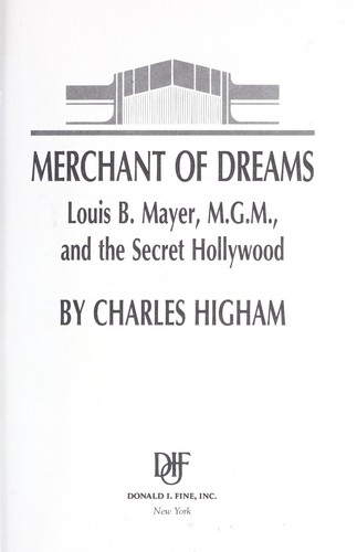Download Merchant of dreams