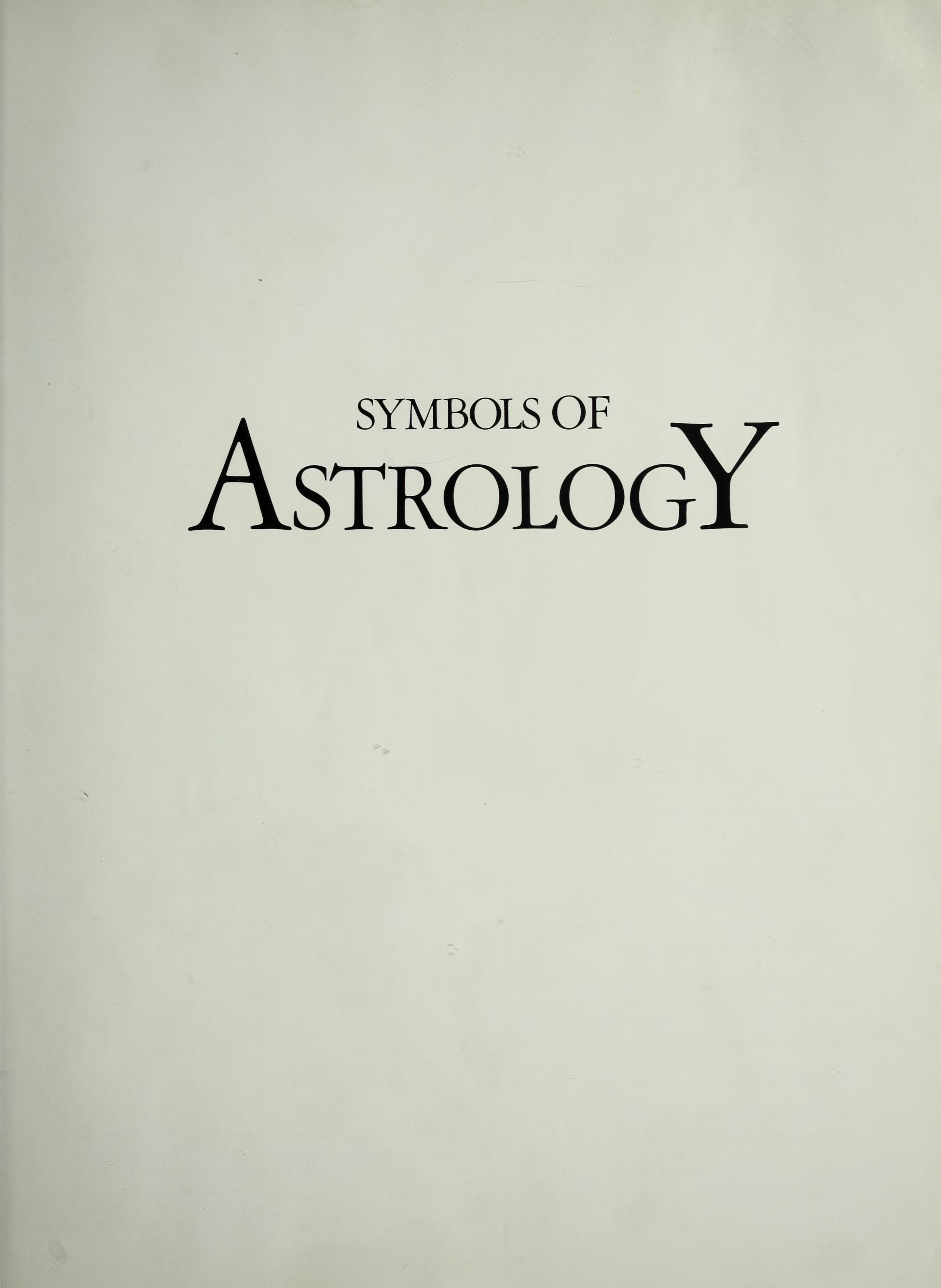 Ebook Symbols Of Astrology Download Online Audio Idubovhcr