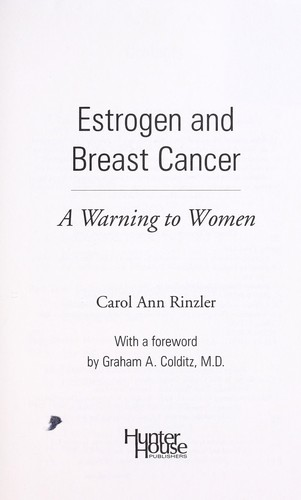 Estrogen and breast cancer