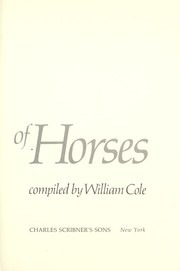 The Poetry of horses PDF