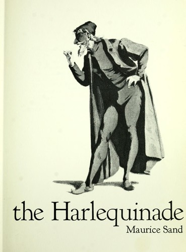 The history of the harlequinade.