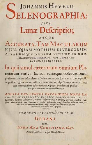 Download Selenographia