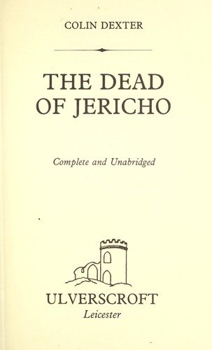 Dead of Jericho (Large Print)