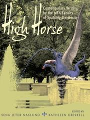 High Horse PDF