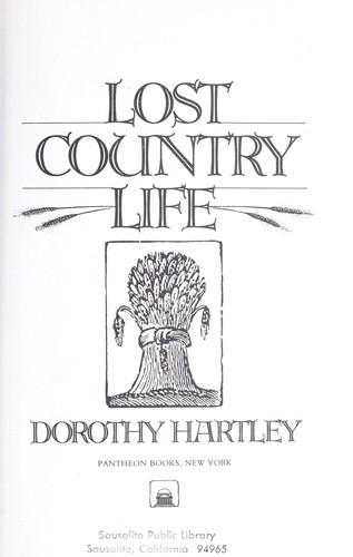 Download Lost country life