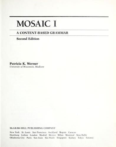 Mosaic I.