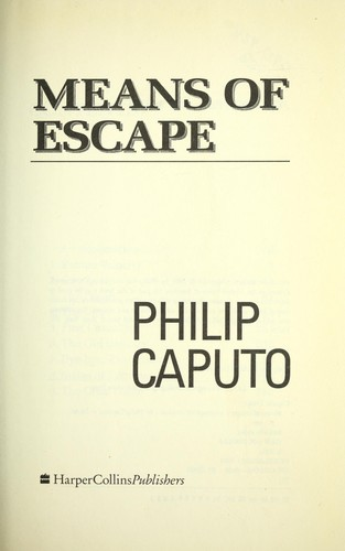 Download Means of escape