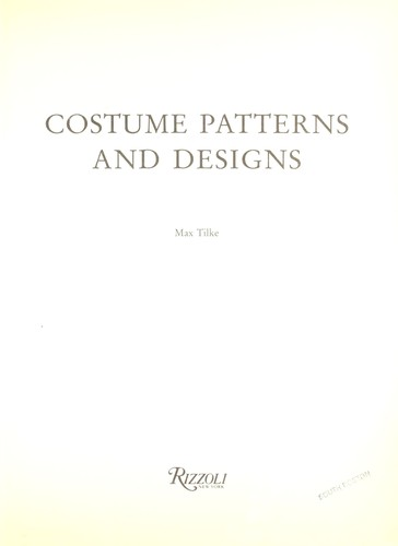 Download Costume patterns and designs