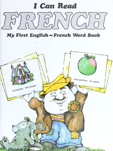 I can read French