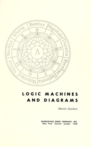 Download Logic machines and diagrams.