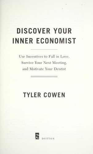 Download Discover your inner economist