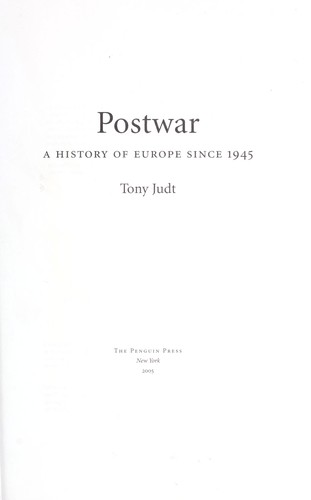 Download Postwar