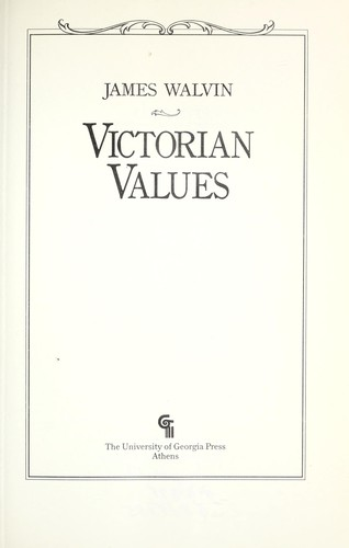 Download Victorian values