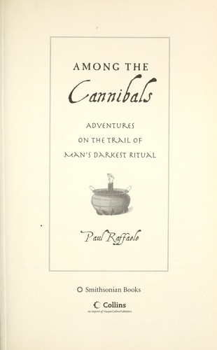 Download Among the cannibals