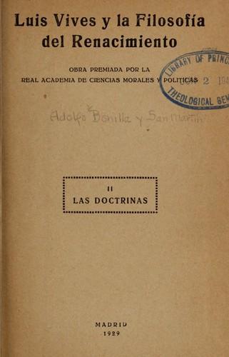 Download Luis Vives y la filosofía del renacimiento