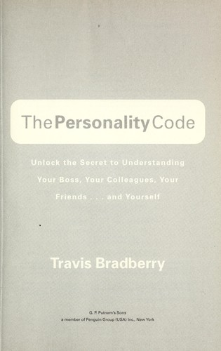 Download The personality code