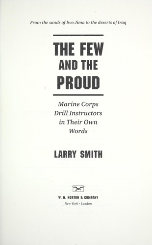 Download The few and the proud