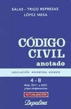 Código civil y leyes complementarias anotados