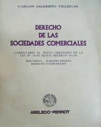 Download Derecho de las sociedades comerciales
