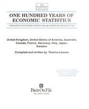 One hundred years of economic statistics PDF