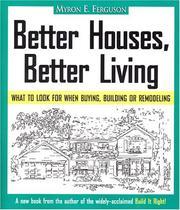 Better Houses, Better Living PDF