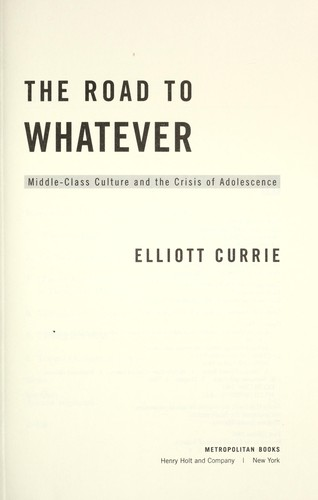 The road to whatever