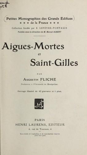 Download Aigues-Mortes et Saint-Gilles