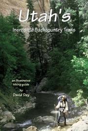 Utah's Incredible Backcountry Trails PDF