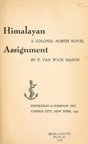 Himalayan assignment, a Colonel North novel PDF
