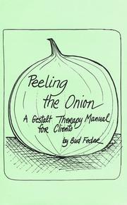 Peeling the Onion PDF