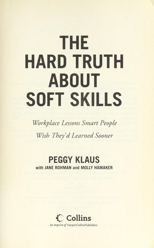 Download The hard truth about soft skills